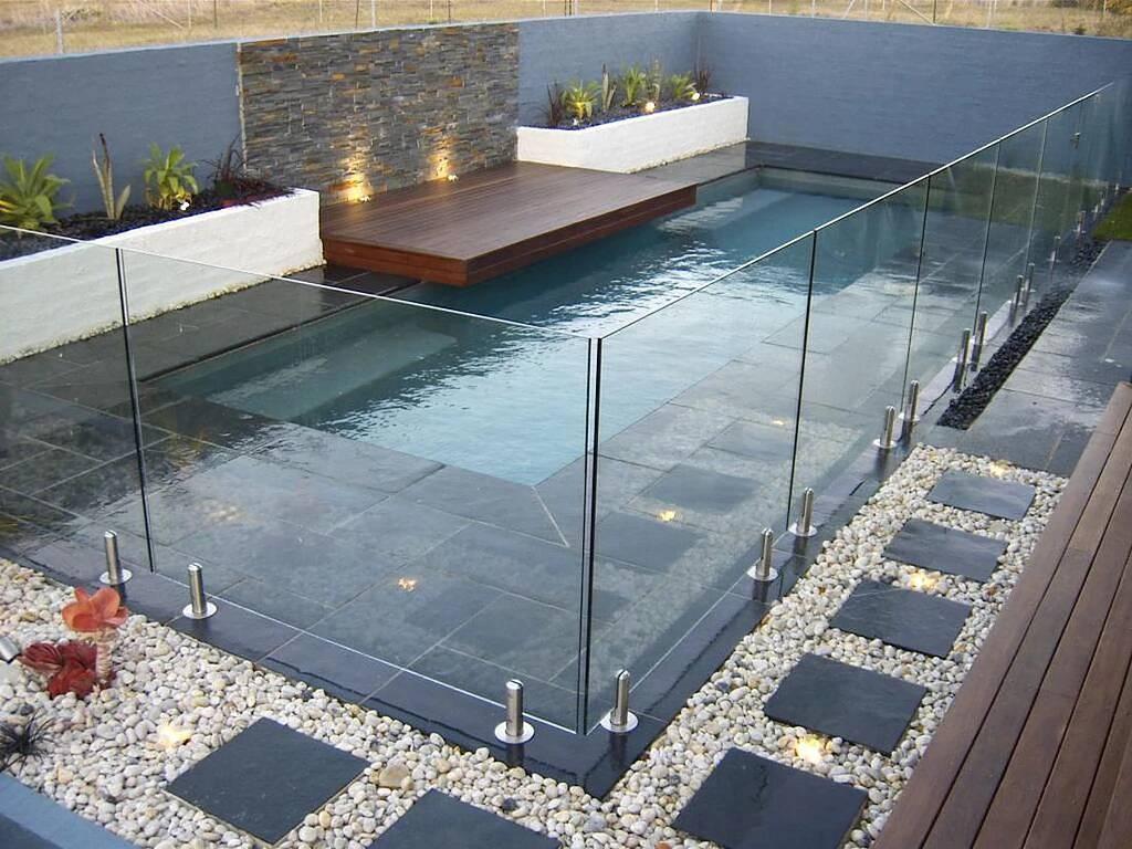 Pool Balustrades